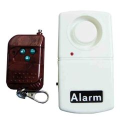 Báo động chống trộm cảm biến rung có chuông có remote giá sỉ