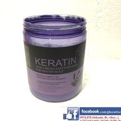 Kem hấp, ủ tóc Keratin Hàn quốc 1000ml - keratin lavender 3 giá sỉ