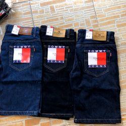 Quần Short jean nam đơn giản giá sỉ