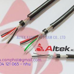 Cáp xoắn đôi RS485 Altek Kabel. Hệ thống điện năng lượng mặt trời giá sỉ