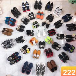 Lô giày 64 trẻ em 222