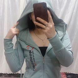 Áo khoác nữ da cá thêu giá sỉ