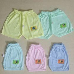 Sỉ quần cộc cotton loại đẹp cho bé sơ sinh (0-11kg) giá sỉ