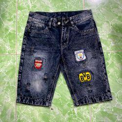 Quần Short jean nam thời trang giá sỉ