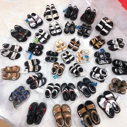 Lô 45 sandal trẻ em