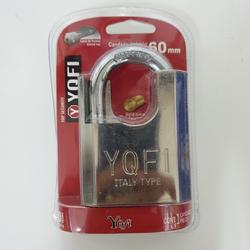 Ổ khóa cửa chống cắt YQFI 60mm chìa điện tử giá sỉ