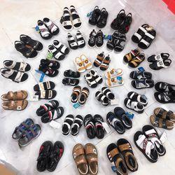 Lô 45 sandal trẻ em 1