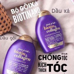 Dầu xả Biotin Collagen Conditioner 13 oz (385ml) CHAI