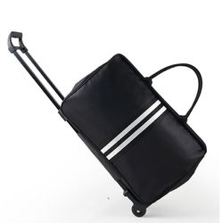 Túi xách cần kéo siêu phẩm Melody Quý ông Quý bà sang trọng du lịch cỡ trung size 22 inch Shalla giá sỉ