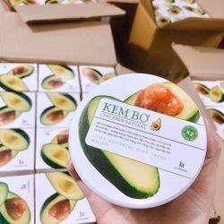 Kem body bơ Lá Organic - Hàng Công Ty giá sỉ