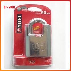 Ổ Khóa Chống Cắt YQFI 50mm chìa Điện Tử giá sỉ