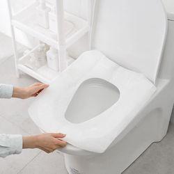 Giấy lót bồn cầu vệ sinh hộp 250 tấm giá sỉ