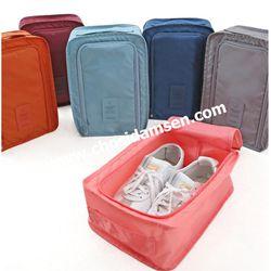 túi giày du lịch ( 6 màu giao ngẫu nhiên) giá sỉ