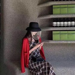 Mũ covit loại cói thời trang giá sỉ