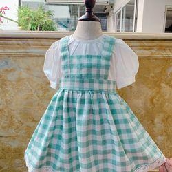 Đầm bé gái thiết kế cho bé gái giá sỉ