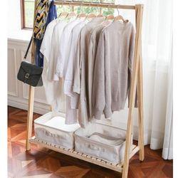 Kệ gỗ treo quần áo chữ A giá sỉ