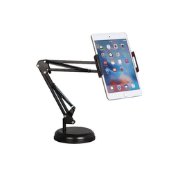 Giá đỡ kẹp điện thoại, máy tính bảng Vocal Stents để bàn đế tròn giá sỉ