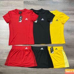 Set váy tennis thể thao năng động