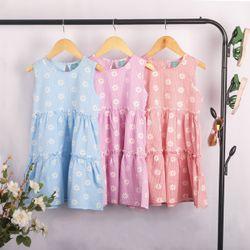 Đầm Bé Gái MEEJENA Váy Bé Gái Hoa giá sỉ