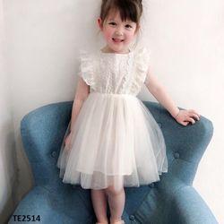 Váy công chúa xinh lung linh TE2514 giá sỉ