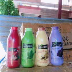 Sữa Tắm Cottage Pháp có 7 màu giá sỉ