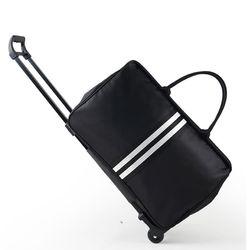 Túi xách cần kéo siêu phẩm Melody Quý ông Quý bà sang trọng du lịch cỡ trung size 22 inch cao cấp giá sỉ