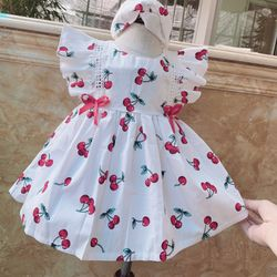 Đầm trẻ em thiết kế bán giá sỉ
