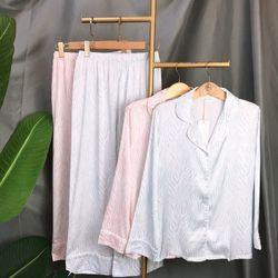 Đồ ngủ đồ pijama mặc nhà TDQD Lụa In 3D hàng Quảng Châu xinh xắn giá sỉ