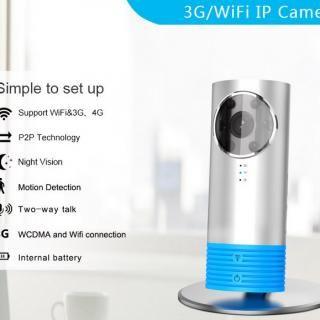 Camera thông minh clever dog dùng kết nối wifi 3G giá sỉ