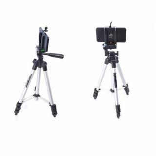 Chân máy chụp hình tripod đầu kẹp giá sỉ