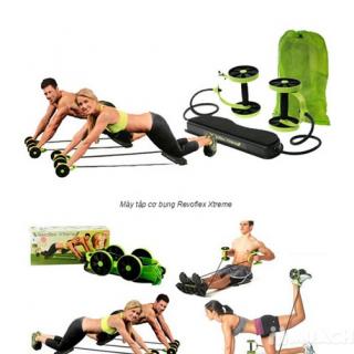 Dụng cụ tập thể dục đa năng revoflex xtreme giá sỉ