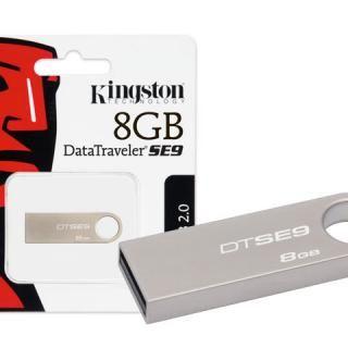 USB Kingston SE9 8Gb Nano - USB 8Gb Kingston móc khóa giá sỉ