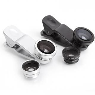 Bộ 3 Lens hỗ trợ chụp hình Q001 giá sỉ