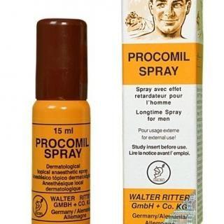 Thần dược kéo dài thời gian procomil spray cho quý ông