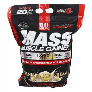 Mass muscle gainer - sữa tăng cân tăng cơ vị vani 909kg giá sỉ