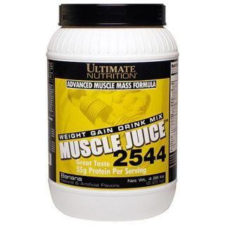 Muscle juice 2544 - sữa tăng cân nở cơ vị chuối 2.25kg