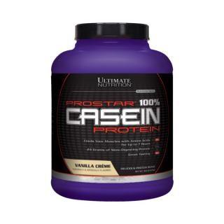 Prostar 100% casein protein- sữa tăng cơ giảm mỡ vị vani 2.39kg
