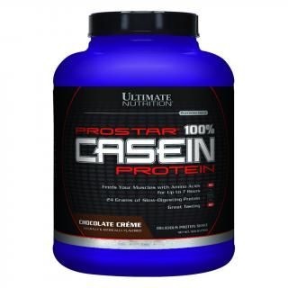Prostar 100% casein protein - sữa tăng cơ giảm mỡ vị socola 2.39kg
