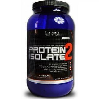 Protein isolate 2 - sữa tăng cơ giảm mỡ vị socola 908g