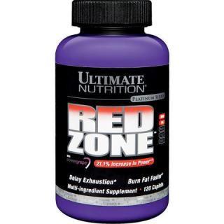 Redzone - viên uống giảm mỡ tăng sức bền, cắt cơ hộp 120 viên