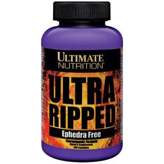 Ultra ripped capsules ehpedra free - viên uống giảm mỡ cắt nét 180 viên giá sỉ