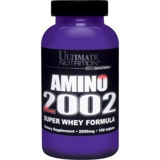 Viên uống amino 2002 - bổ sung protein cho cơ thể 330 viên