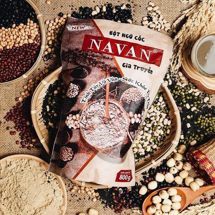 Ngũ Cốc Navan- Navan Narich