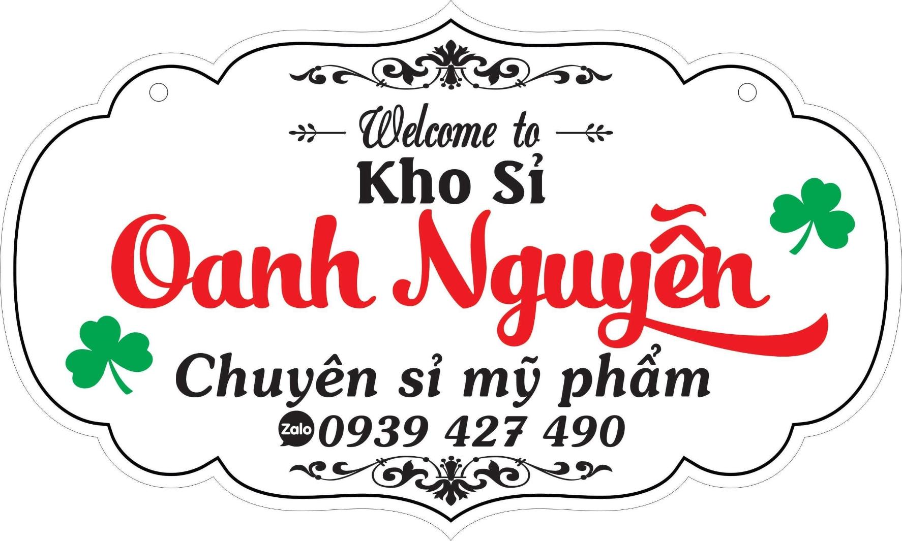 Mỹ Phẩm Oanh Nguyễn