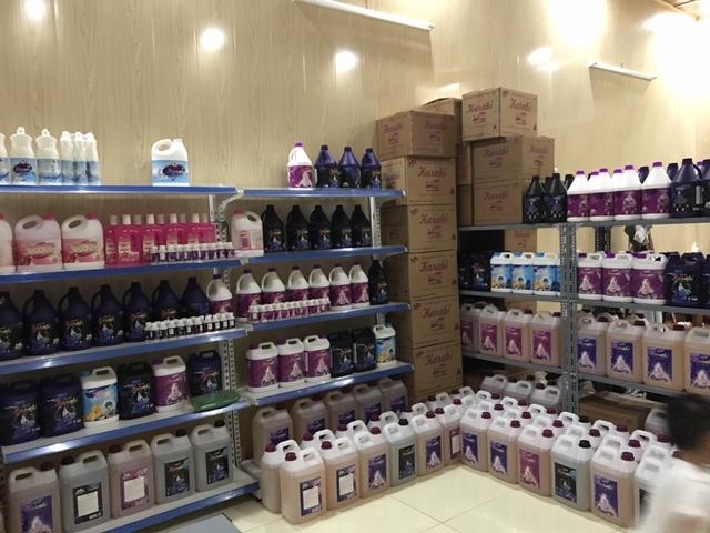 Nhà phân phối nước giặt Karabi Thanh Huyền