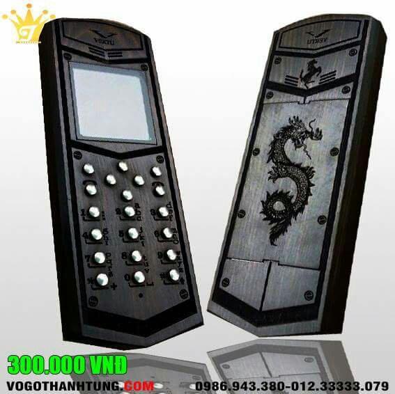 vỏ gỗ điện thoại Thanh Tùng